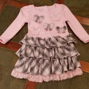 eb3b18a677d5 Nannette Dresses   Nwt Kids Unicorn Long Sleeve Dress 4t   Poshmark